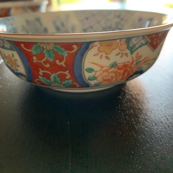GUMP'S set of 2 vintage bowls made in Japan